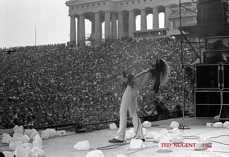 TED NUGENT #SF0112-20